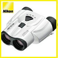 ニコン ズーム双眼鏡 アキュロンT11 8-24x25 ホワイト