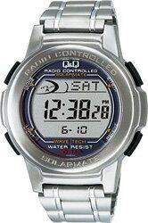 【国内正規品】CITIZEN・シチズン時計 Q&Q 電波ソーラー腕時計 MHS5-200【楽ギフ_包装】【***特別価格***】