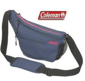 Coleman・コールマンカメラショルダーバッグ ネイビー CO-8701 CO8701 ETSUMI・エツミ【楽ギフ_包装】