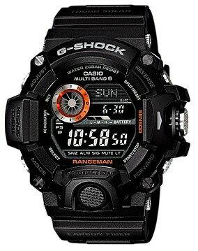 CASIO G-SHOCK Solar watch CASIO G-SHOCK RANGEMAN...