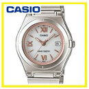 【送料無料】CASIO・カシオ電波ソーラー腕時計waveceptorLWQ-10DJ-7A2JF【楽ギフ_包装】【女性用電波ソーラー】