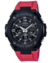 【送料無料】カシオCASIO電波ソーラー腕時計G-SHOCKG-STEELGST-W300G-1A4JF【楽ギフ_包装】【***特別価格***】
