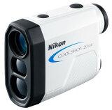 【送料無料】Nikon・ニコン COOLSHOT 20 GII 直線距離専用モデルゴルフ用レーザー距離計 クールショット COOLSHOT 20 GII【楽ギフ_包装】【***特別価格***】