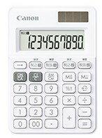 軽減税率対応電卓 LS-100WT-SW