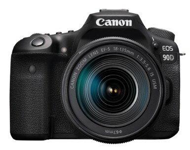 デジタルカメラ, デジタル一眼レフカメラ Canon EOS 90DEF-S18-135 IS USM