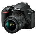 9/30までポイント2倍【送料無料】Nikon・ニコン デジタル一眼レフカメラ D3500 18-55VRレンズキット 【楽ギフ_包装】【***特別価格***】