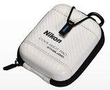 Nikon・ニコン ハードケース CS-CSPRO01 ホワイト レーザー距離計COOLSHOT PRO用 COOLSHOT 20GII用ケース【***特別価格***】