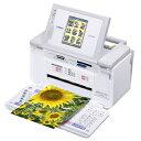 ハガキや写真づくりを楽しめる基本機能搭載今なら50枚用紙付き 送料無料 [CASIO] パソコンなし...