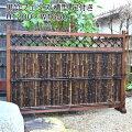 黒竹フェンス新型メイン画像