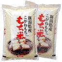新米 こがねもち米 10kg(5kg×2) 令和3年産 新潟産 米 【送料無料】(北海道、九州、沖縄除く) 3