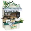 ビリードールハウスキット8492ミニカウンターキットカフェ【お取り寄せ商品】【ドールハウス、手作りキット、ジオラマ】