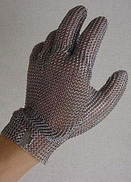 niroflex ニロフレックス2000メッシュ手袋 5本指 ステンレスメッシュのくさり手袋 あなたの大事な手を守ります![送料無料][代引手数料無料][北海道,沖縄は送料別途1,080円]
