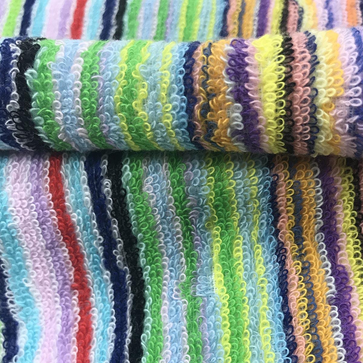 今治 の残糸を使った バスタオル 5枚組 約60x120cm