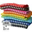 【 メール便 送料無料 】【日本製】ポコポコ 毛糸の 泡だち クロススポンジ 2枚組×2セット