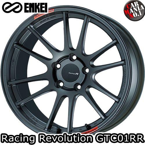 タイヤ・ホイール, ホイール (4)188.5J 35 5120 ENKEI() GTC01RR MDG 18 5 P.C.D120 72.5BMW 4 Racing Rvolution