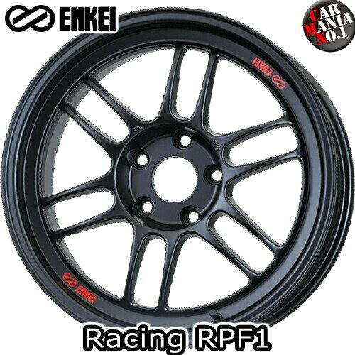 タイヤ・ホイール, ホイール 179.5J 18 5114.3 ENKEI() RPF1 Matte Black 17 5 P.C.D114.3 1 Racing