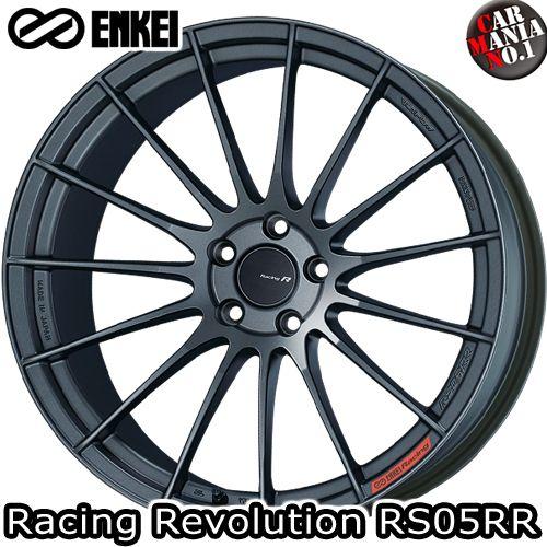 タイヤ・ホイール, ホイール (2) 189.5J 35 5114.3 ENKEI() RS05RR MDG 18 5 P.C.D114.3 2 Racingr Rvolution