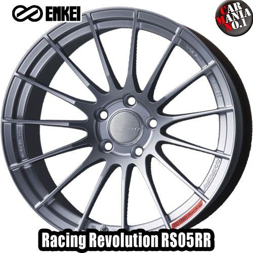 タイヤ・ホイール, ホイール (2) 189.5J 35 5114.3 ENKEI() RS05RR SS 18 5 P.C.D114.3 2 Racingr Rvolution