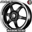 RAYS(レイズ) ボルクレーシング TE37 KCR. 1...