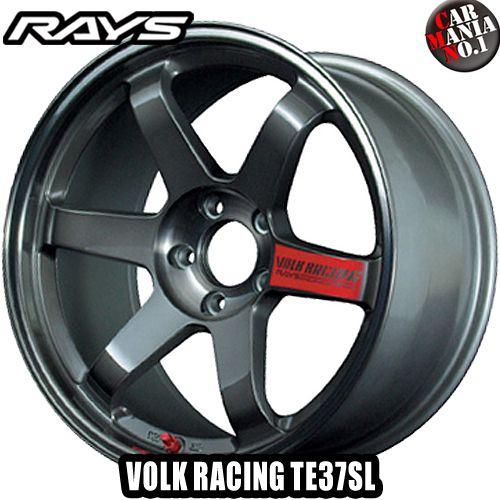 タイヤ・ホイール, ホイール RAYS() TE37SL 189.5J 40 5114.3 PG 18 5 P.C.D114.3 1 VOLK RACING TE37 SL