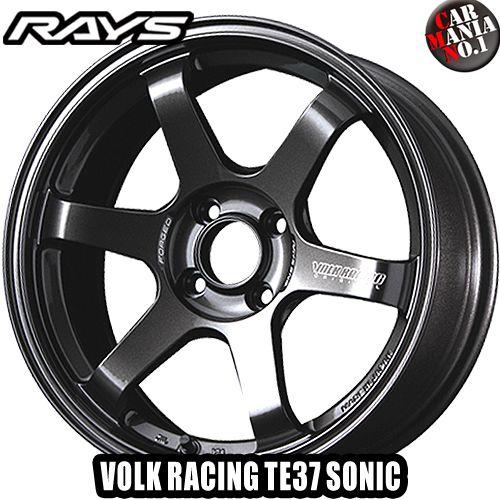 タイヤ・ホイール, ホイール RAYS() TE37. 168.0J 35 4100 MM 16 4 P.C.D100 FACE-4 1 VOLK RACING TE37 SONIC.