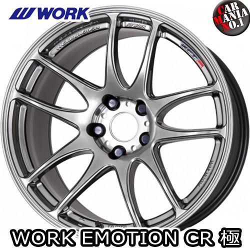 タイヤ・ホイール, ホイール 189.5J 0 5114.3 CR() GTS 18 5 P.C.D114.3 1 WORKEMOTION CR KIWAMI