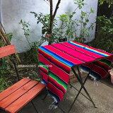 【メキシコサラペ】メキシコ製ラグMサイズ