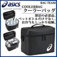 アシックス クーラーバッグ COOLERBAG EBA617 asics 部活の必需品 ペットボトルやお弁当箱も収納!