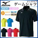 ミズノ テニス ポロシャツ バトミントン 62MA5018 MIZUNO ジュニア対応