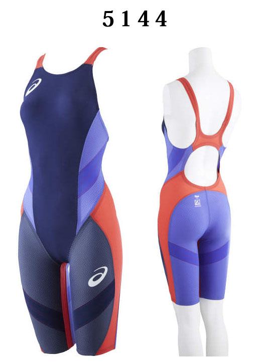 アシックス競泳水着スパッツASL502asics水泳【レディ−ス】