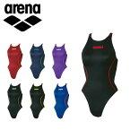 アリーナ 競泳 水着 レディース X-PYTHON 2 リミック FINA承認モデル はっ水 女性用 ARN7021W arena