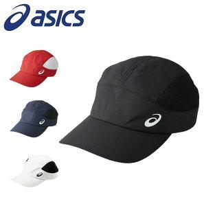 アシックス メンズ ランニング クロスキャップ 帽子 ジョギング 3013A160 asics