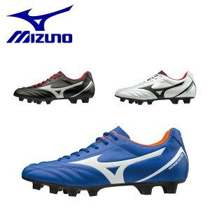 ミズノ メンズ サッカー スパイク シューズ モナルシーダ NEO SELECT 靴 軽量 幅広 天然芝 土 人工芝用 P1GA1925 MIZUNO
