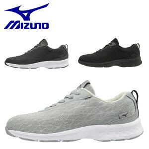 ミズノ メンズ レディース ウォーキングシューズ 靴 FS900 着脱に便利 伸縮シューレース スポーツテイスト ユニセックス B1GE1935 MIZUNO