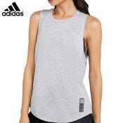 ☆ネコポスアディダスレディースノースリーブシャツタンクトップランニングADAPTカオスタンクWトレーニングジョギングマラソンFTZ63即日出荷adidas