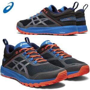 アシックス シューズ メンズ トレイルランニング用シューズ 靴 スニーカー ランニング 24.5-30.0 グリップ性 軽量性 メンズシューズ asics 1011A602