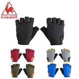 ネコポス ルコック スポルティフ 手袋 メンズ グローブ Color Glove ベーシック シンプル デザイン カジュアルライド アクセサリー 用具 用品 小物 ウエア サイクリング 自転車 トレーニング S-L le coq sportif QCBPGD05