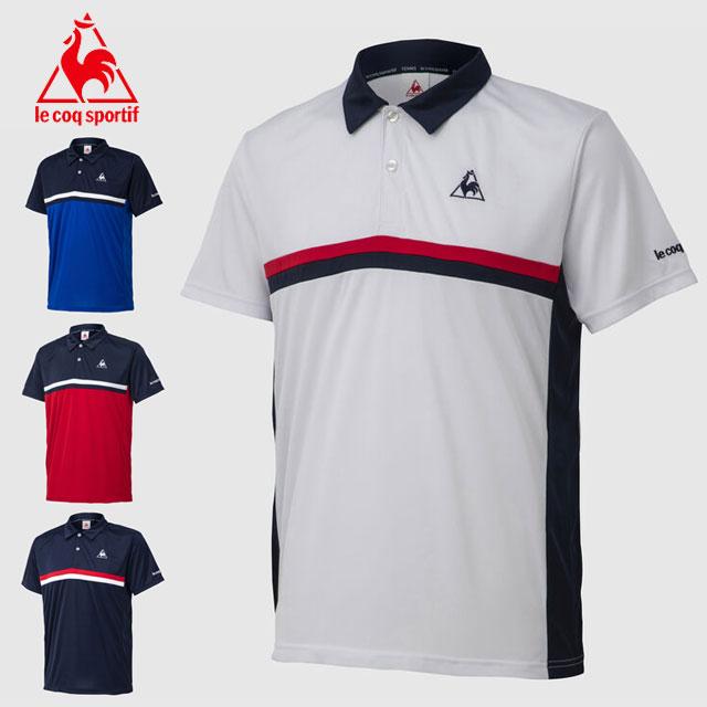 メンズウェア, ポロシャツ  le coq sportif QTUPJA70ZZ UV JTA