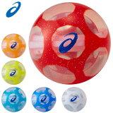 アシックス パークゴルフ ボール PG ハイパワーボール X-LABO リバイバル asics 3283A008 直径60mm 重量約94g 日本パークゴルフ協会認定予定品