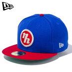 ニューエラ キャップ メンズ レディース 59FIFTY NPBクラシック 日本ハムファイターズ nhロゴ NEW ERA 12746982 帽子 日本プロ野球 クラシックロゴ かつての球団キャップのイメージ ベースボール カジュアル
