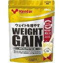 Kentai (ケンタイ) 健康体力研究所 ウェイトゲインアドバンス バナナラテ風味 【360g】