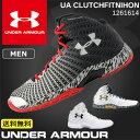アンダーアーマー バスケットボールシューズ UA クラッチフィット ニホン ミッドカット バッシュ 1261614 UNDER ARMOUR