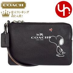 コーチ COACH 小物 ポーチ レビューを書くと次回送料無料 F65193 ブラック コーチ…