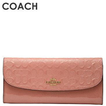 コーチ COACH レディース 財布 長財布 F26814 IMM8J(メロン)