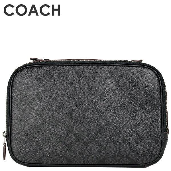 08427daf6d52 楽天市場】コーチ COACH メンズ セカンドバッグ F66554 N3A(ブラック ...