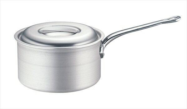 遠藤商事  TKG IHアルミ 深型片手鍋(目盛付)  27  6-0031-0404  AKTF604