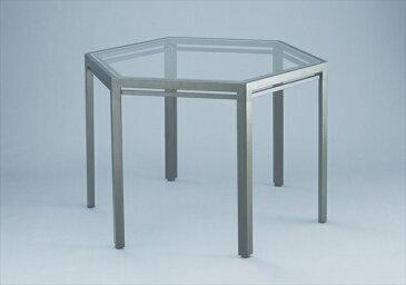 マツヤ ブッフェテーブル ハンマーシルバー AGC−6T600 6-2284-0302 UTCV602