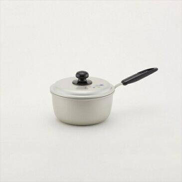 ホクア アルマイト エシャロット ミルクパン 14cm 6-0059-2201 [AML4201]