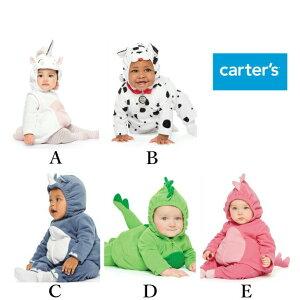 Carter's カーターズ ハロウィンコスチュームセット コスプレ ハロウィン 子供服 赤ちゃん 男の子 女の子 ロンパース 新生児 0-18ヶ月 ベビーウェア プレゼント ギフト 出産祝いcarters[衣類]