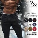 ヴァンキッシュ フィットネス VANQUISH FITNESS ジップ テーパード スウェットパンツ ジョガー パンツ ブラック ネイビー グレー メンズ 筋トレ ジム ウエア・・・